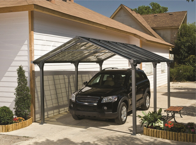 Tepro carport vanguard 5000 for Tepro carport